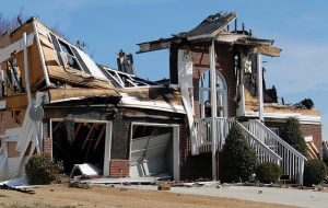 property damages fire panama city